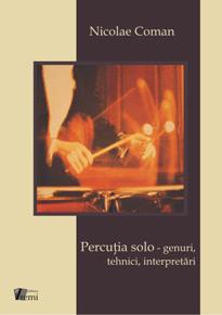 Percuția solo - genuri, tehnici, interpretări
